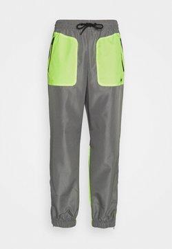 MSGM - PANTALONE - Pantaloni sportivi - grey