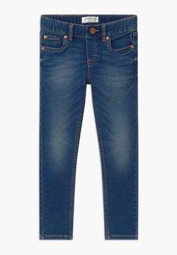 Lindex - MINI SLIM PULL UP - Slim fit jeans - blue denim