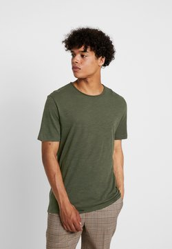 Only & Sons - ONSALBERT LIFE NEW TEE - Camiseta básica - forest night