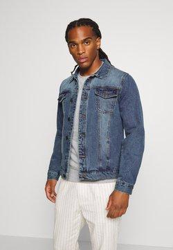 Brave Soul - FIELDING - Veste en jean - blue denim