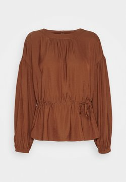 Banana Republic - TIE WAIST BLOUSE - Blouse - the right spice