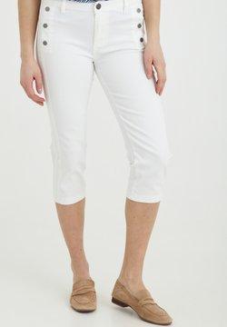 Fransa - Shorts - white