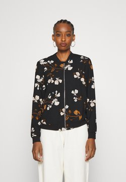 Vero Moda - VMANNIE  - Bomber Jacket - black