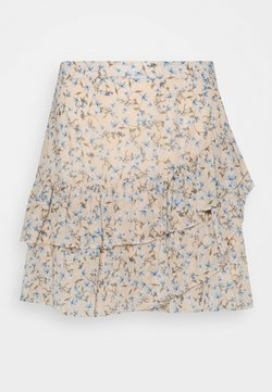 Forever New - ANNABELLE RUCHED SKIRT - A-snit nederdel/ A-formede nederdele - cornflower fields