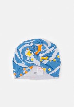 Never Fully Dressed Kids - AQUA ZEBRA PRINT TURBAN - Mütze - multicoloured