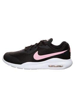 Nike Sportswear - AIR MAX OKETO  - Sneakers laag - black / pink / white