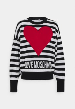 Love Moschino - Strickpullover - black