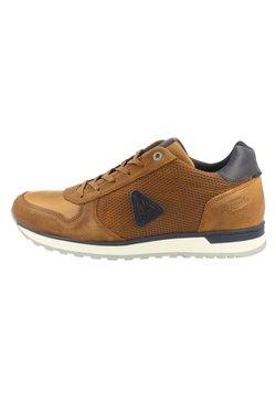Gaastra - KAI PRISMA - Sneaker low - cognac