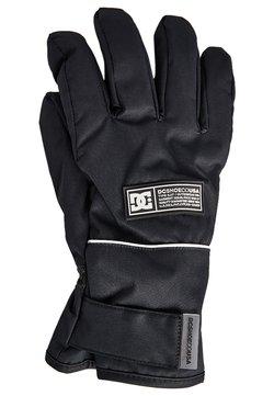 DC Shoes - FRANCHISE  - Fingerhandschuh - black