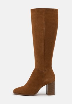 Anna Field - LEATHER - Boots - beige