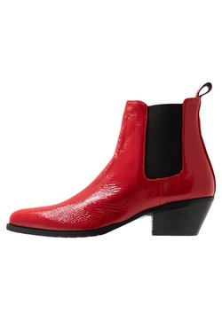 Day Time - KELSY - Ankle Boot - rosso