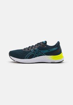 ASICS - GEL EXCITE 8 - Zapatillas de running neutras - french blue/digital aqua