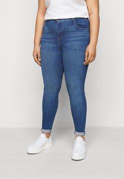 Levi's® Plus - 720 HIRISE SUPER SKINNY - Jeans Skinny Fit - eclipse craze plus