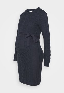 MAMALICIOUS - MLPHINE DRESS - Robe pull - carbon