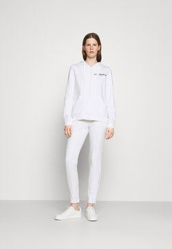 Love Moschino - SET - Sweatjacke - optical white