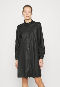 Modström - GAMAL DRESS - Robe chemise - black