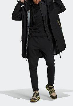 adidas Performance - Parka - schwarz