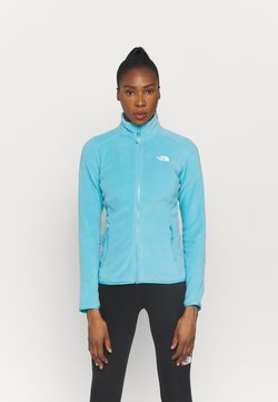 The North Face - GLACIER FULL ZIP - Giacca in pile - maui blue