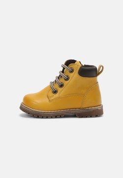 Froddo - MONO UNISEX - Nauhalliset nilkkurit - yellow