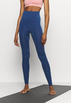 Even&Odd active - Tights - dark blue