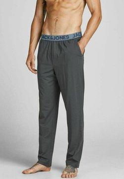 Jack & Jones - Bas de pyjama - asphalt