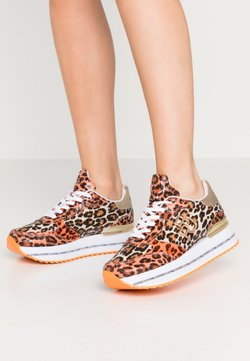 Replay - NEW PENNY MONTHRA - Sneakers laag - orange