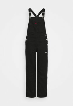 adidas Originals - DUNGAREE - Latzhose - black