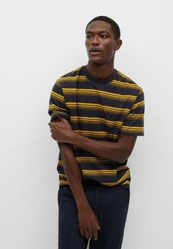 Mango - NINO - T-Shirt print - bleu indigo