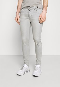 Tigha - BILLY THE KID - Jeans Skinny Fit - vintage off white