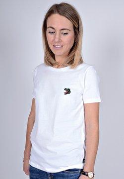The Neighbourgoods - REX - T-shirt print - weiß