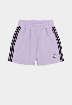 Fila - CLAIR TAPED - Shortsit - pastel lilac