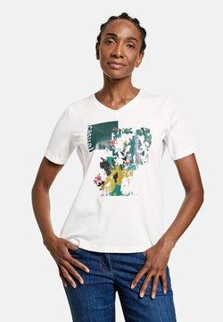 Gerry Weber - T-Shirt print - off white