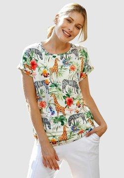Laura Kent - T-Shirt print - weiß