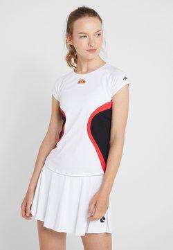 Ellesse - YALENA - T-Shirt print - white