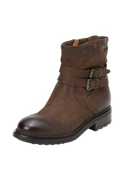 Marc O'Polo - ROBUSTEM NUBUKLEDER - Ankle Boot - dark brown