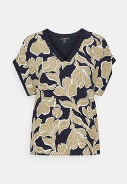 Esprit Collection - FAB MIX - T-Shirt print - navy