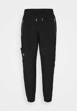 Marks & Spencer London - SOFT UTILITY - Jogginghose - black