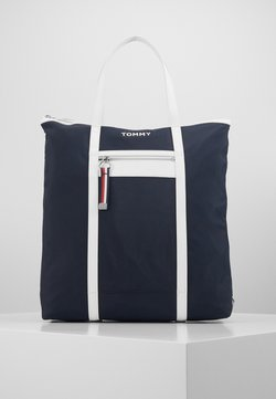 Tommy Hilfiger - TOTE - Shoppingväska - blue