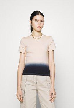 Levi's® - GRAPHIC RICKIE TEE - T-Shirt print - white