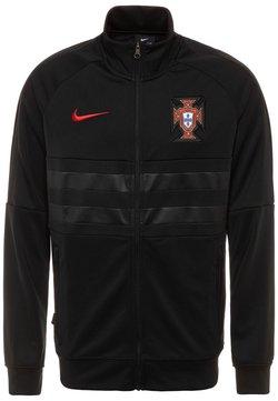 Nike Performance - PORTUGAL ANTHEM - Vereinsmannschaften - black/sport red