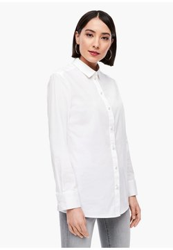 s.Oliver BLACK LABEL - Overhemdblouse - white