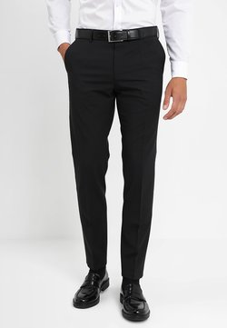 Tommy Hilfiger Tailored - Puvunhousut - black
