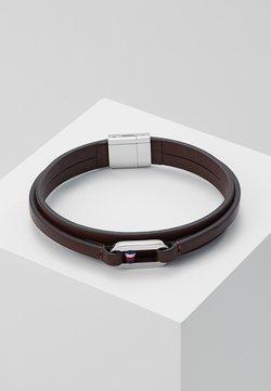Tommy Hilfiger - CASUAL CORE - Bracelet - braun
