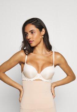 DORINA - CLAIRE - Push up -rintaliivit - nude