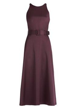 Vera Mont - MIT GÜRTEL - Cocktailkleid/festliches Kleid - dark aubergine