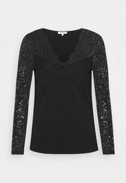 Morgan - TEMALA - Long sleeved top - noir