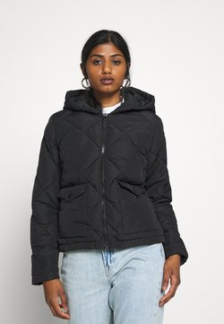 Noisy May Petite - NMFALCON  - Winterjacke - black