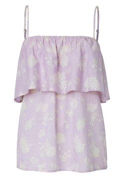 Sienna - Top - lavendel