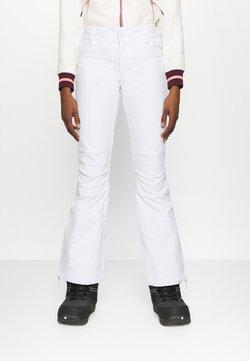 Roxy - CREEK - Ski- & snowboardbukser - bright white