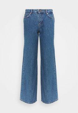 ONLY Tall - ONLSONNY LIFE WIDE  - Straight leg jeans - medium blue denim